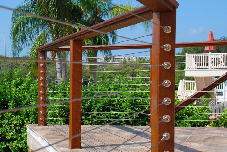 cable railing 1 - Pacific Rigging Loft, Inc.