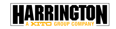 Harrington Hoists is a leading supplier of electric chain and wire rope hoists, air powered hoists, lever hoists, manual hand chain hoists, trolleys, cranes and crane components.
