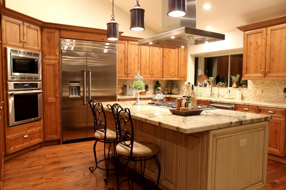 Kitchen Remodeling Pacific Rigging Loft Inc - Kitchen and bath remodel san diego